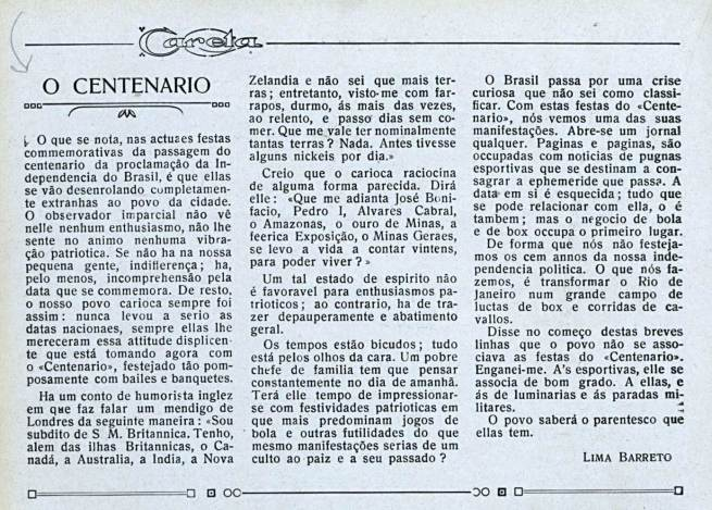 Careta Sept 1922
