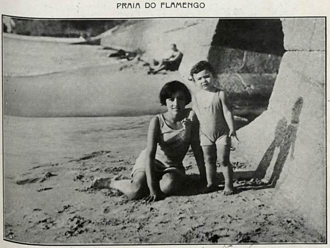 Careta Flamengo 1927 -2