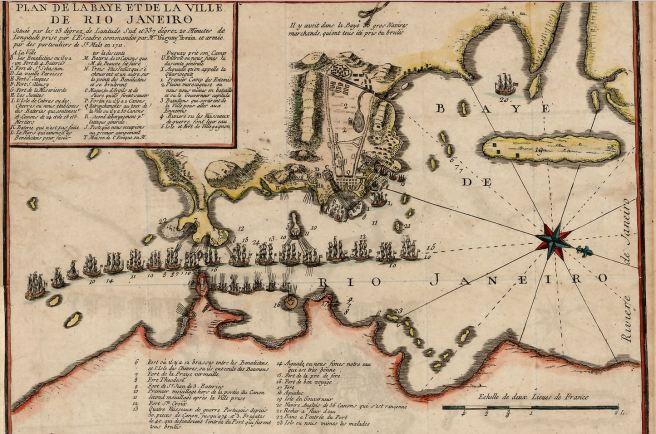 DUGUAY-TROUIN RIO-1711 PETIT-DIEULOIS